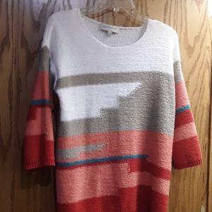 JONES  NEW YORK  sport sweater  L